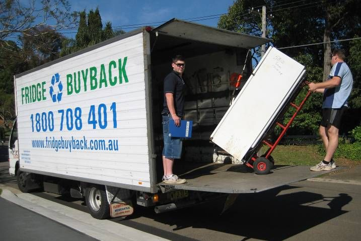 Fridge buyback