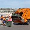 Commercial waste and recycling services
