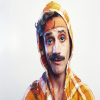 Dani Cabs is Poncho Orange - Bondi Feast thumbnail