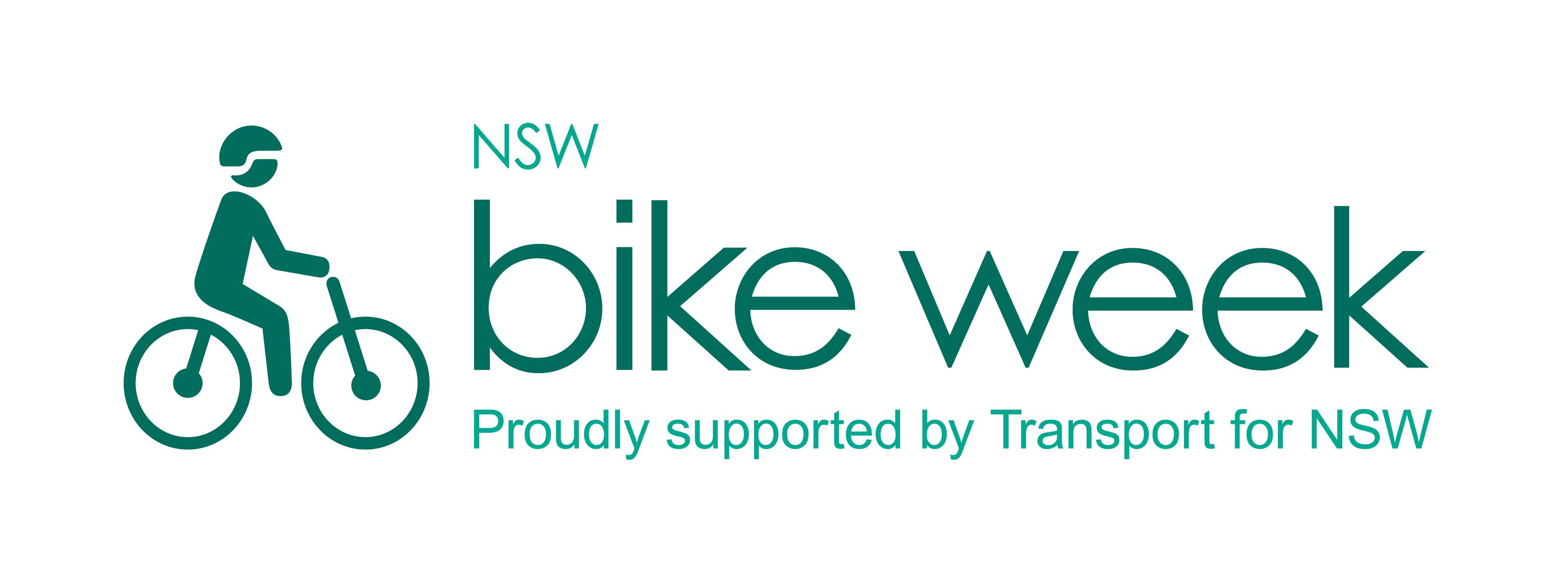 Image result for nsw bike week logo