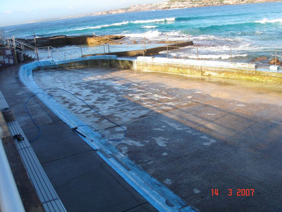 North Bondi Pool Cleaning