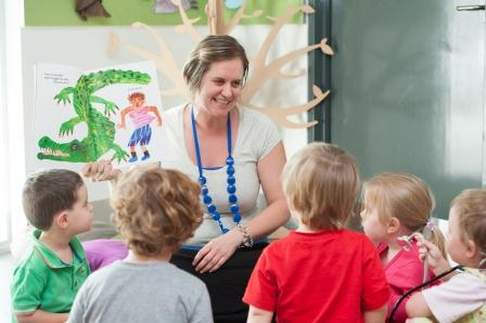 Council staff at one of our childcare centres