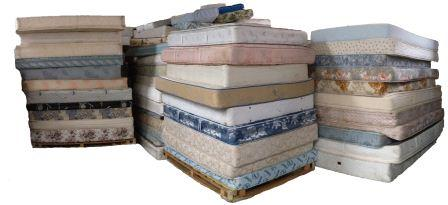 Mattresses for recycling