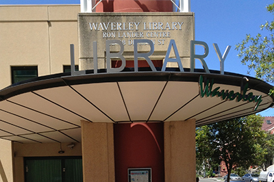 Waverley Council Library  photo