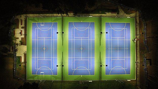 netball Court 1