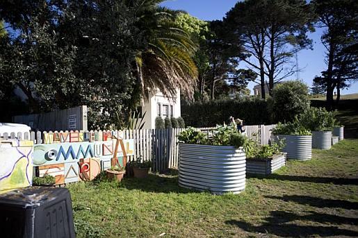 Waverley Park Communal Garden