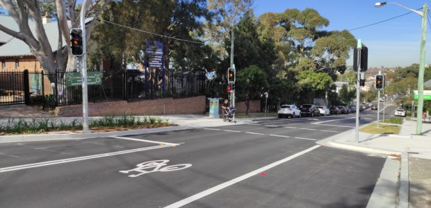 Arden St Safety Review
