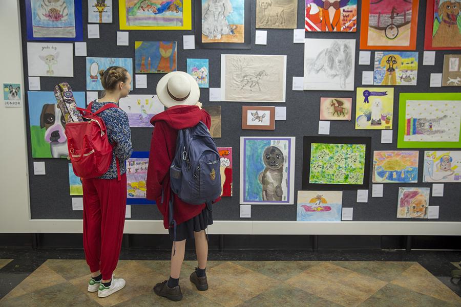 2018 Youth Art Prize Winners - Waverley Council